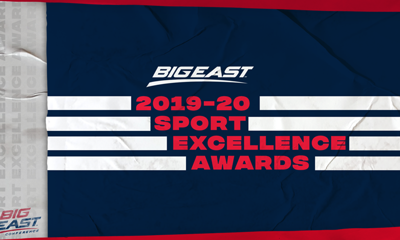 BIG EAST Announces Winners of 2019-20 Sport Excellence Awards