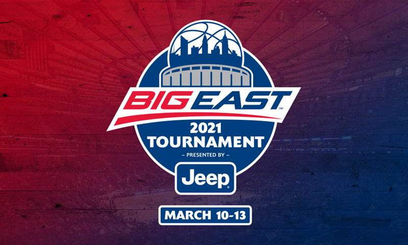 BIG EAST Announces Men's Basketball Tournament Bracket